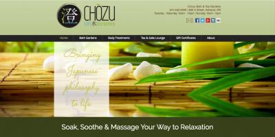 Chozu Web Design